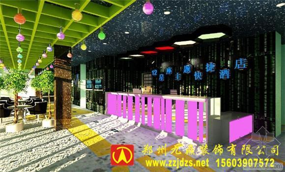 郑州酒店装修公司分享12星座酒店客房设计图