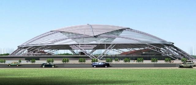 浅谈虹吸式屋面雨水排放系统