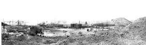 碧桂园兰州新城项目攻克湿陷性黄土