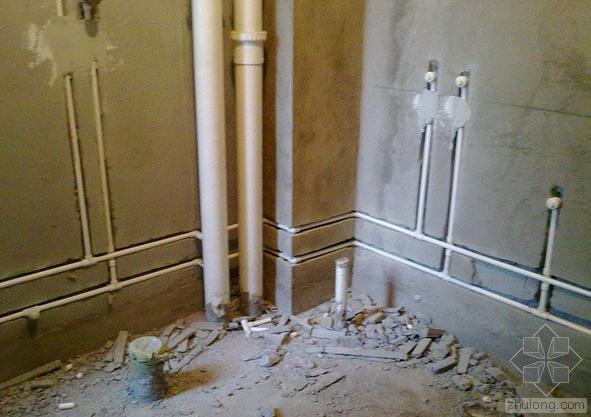 房屋装修的基本流程图