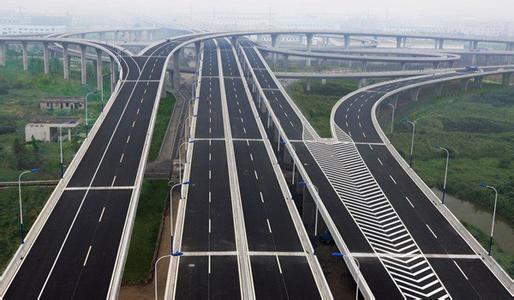 城市道路的结构组成