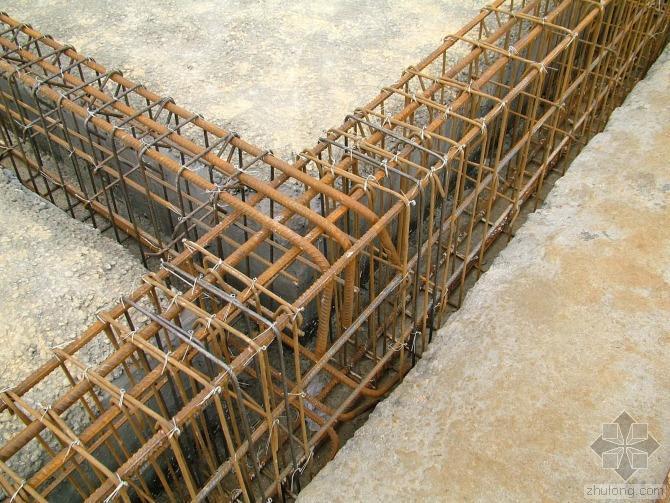 结构施工图中各种钢筋的称呼区别