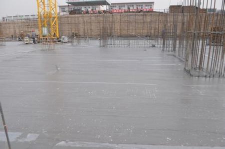 混凝土基础的施工工艺和要求