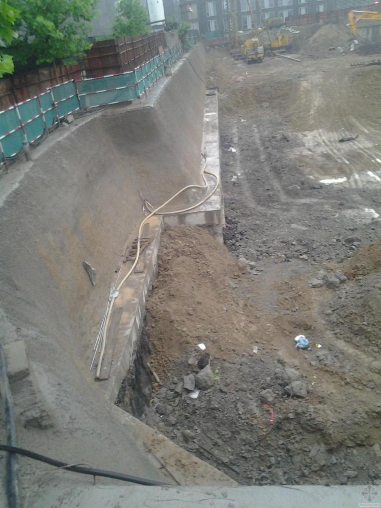 土钉墙施工质量控制要点