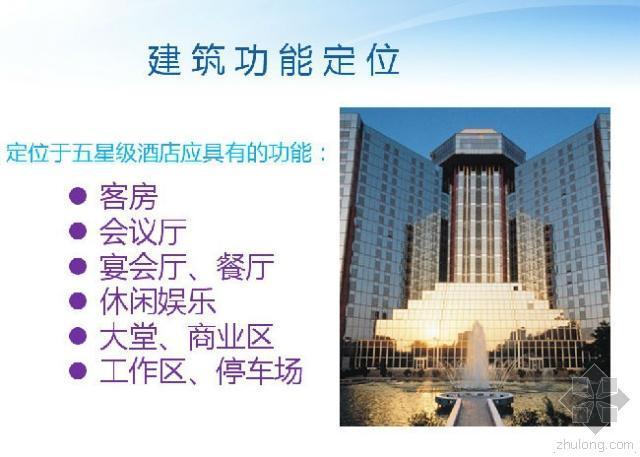 酒店智能化建筑系统整体解决方案
