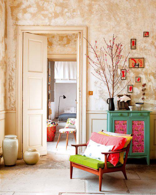 装修老房子让你住进童话世界里的梦幻糖果屋