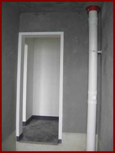 [龙湖]住宅楼清水房交房标准——室内给排水部分