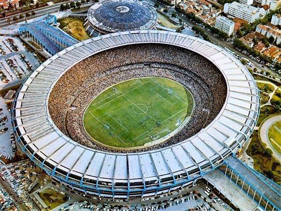 世界杯主办城市-里约(马拉卡纳体育场)