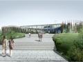 绿色建筑欣赏:杭州西溪湿地龙舌嘴游客服务中心