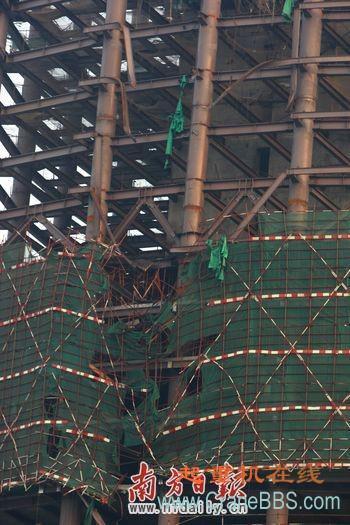 [安全事故]中国建筑东莞工地塔吊坠落酿惨剧