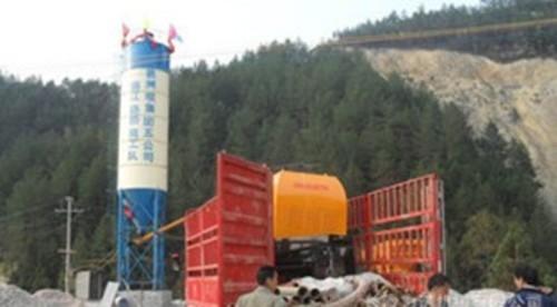 混凝土泵液压系统发热原因及排除方法