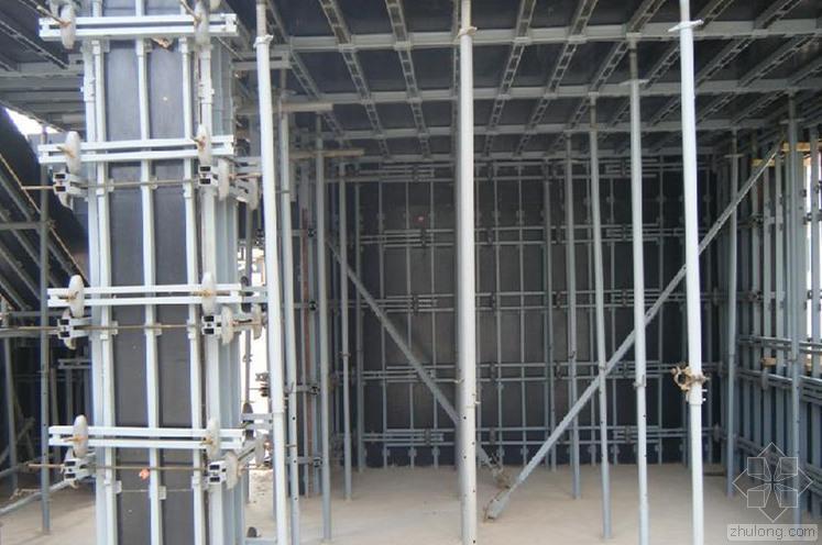 建筑施工新工艺、新技术做法