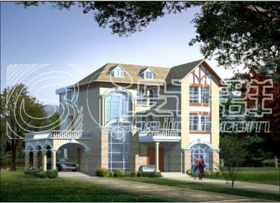 分享一套14x11.7米的自建房设计方案