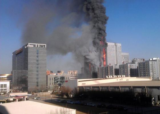 高层建筑防排烟系统存在的问题及探讨