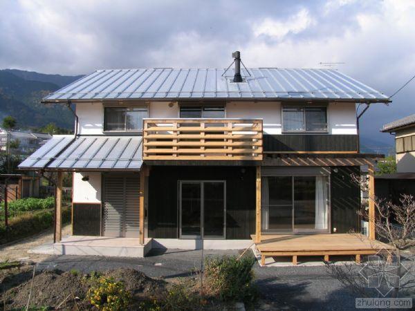 图解日本木结构住宅建造过程(详细)