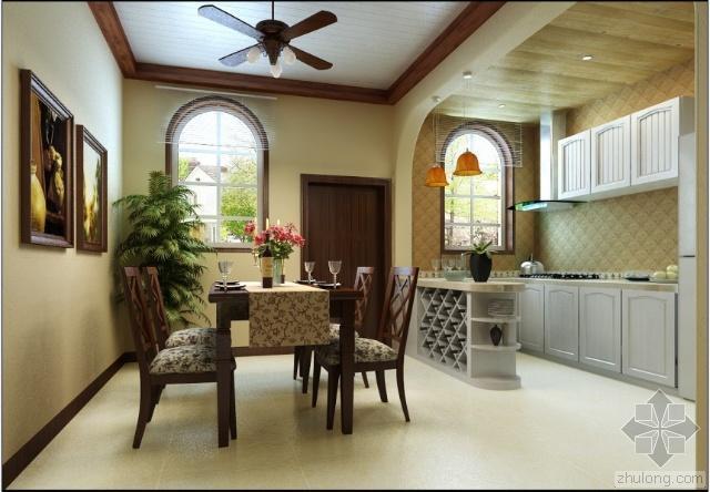 美式别墅设计和田园风格的结合体——美式乡村风格设计