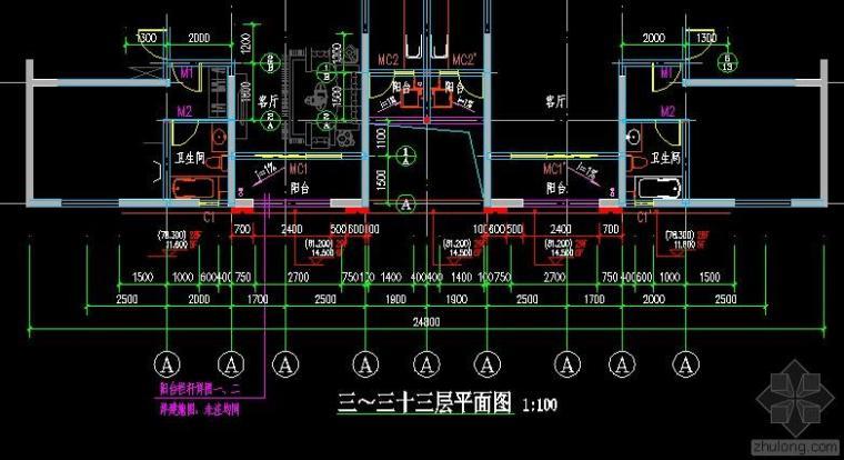 请大家讨论一下高层住宅外墙装饰柱的最佳施工方法