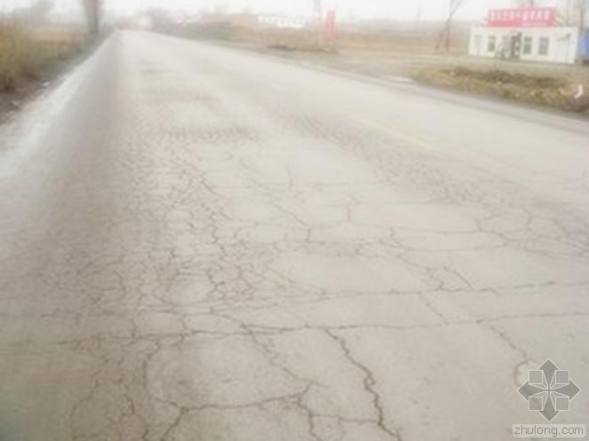 沥青混凝土病害与防治