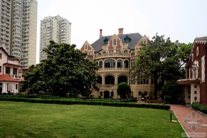 [周末建筑精华帖]感受洋房与中国旧式民宅的不同