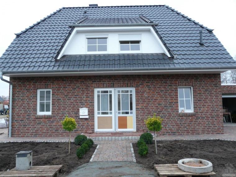 (求点评)德国普通民居住宅建造过程图解