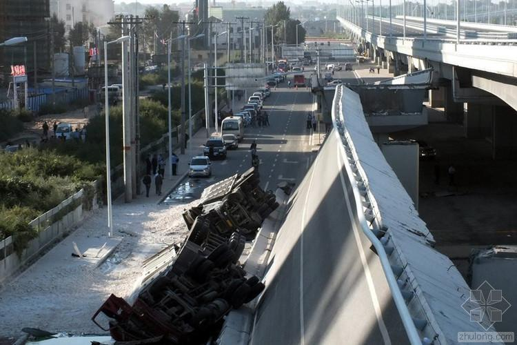 盘点近年中国重大桥梁垮塌事故(20图)
