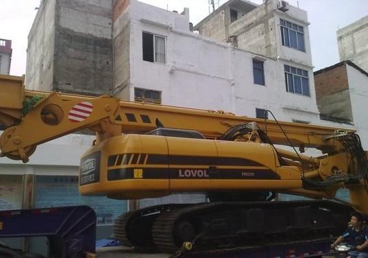 一个完整的筏板基础施工过程