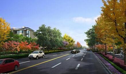 城市道路平面设计图含哪些内容?