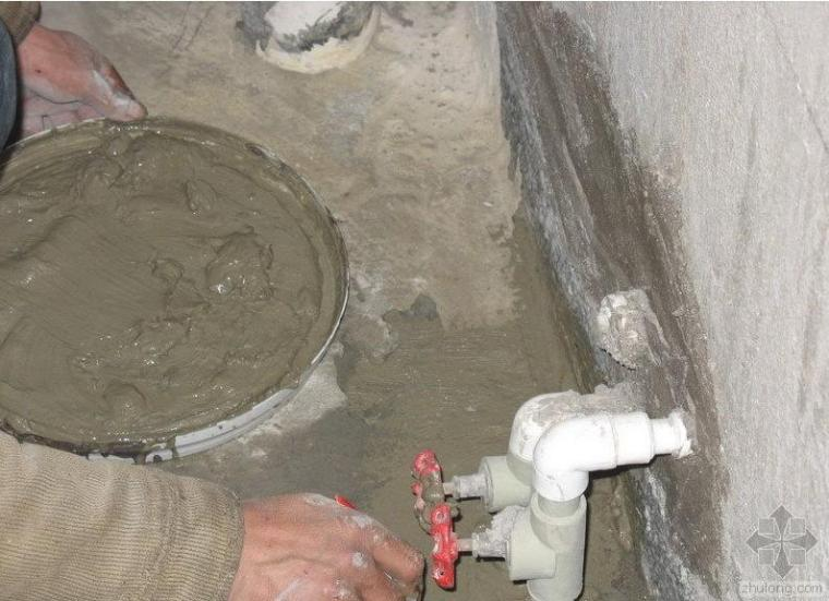 钢筋混凝土整体性防水对地下室耐久性的作用