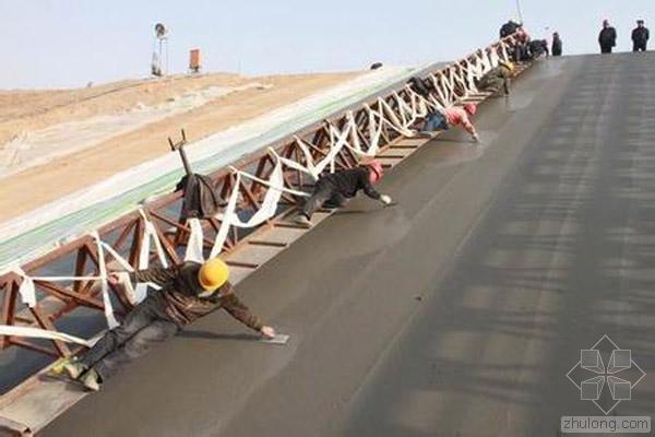 混凝土衬砌渠道技术在水利工程中的应用