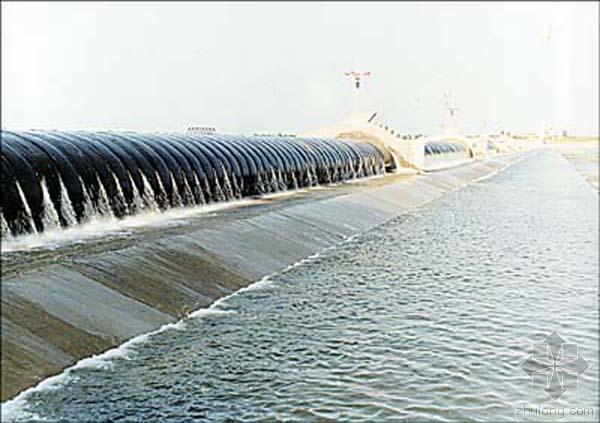 橡胶坝在河道治理工程中的应用包括哪些方面