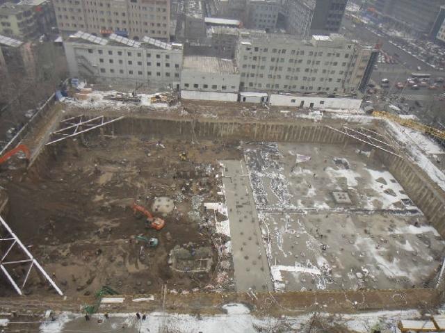 基坑开挖对边坡稳定性的影响