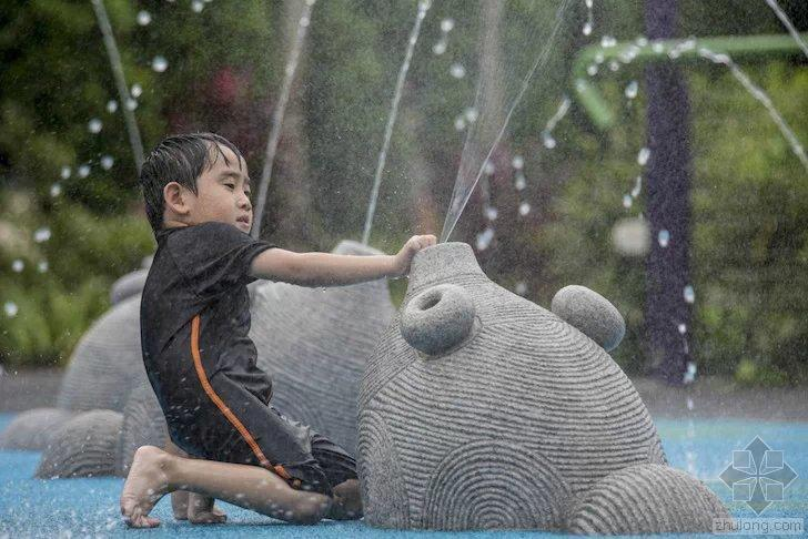 [新加坡主题公园]精彩儿童活动场地案例赏析