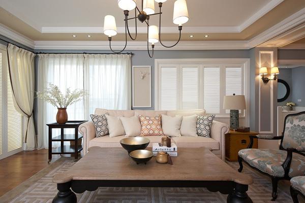 家装新理念:轻装修重装饰 各式风格软装搭配