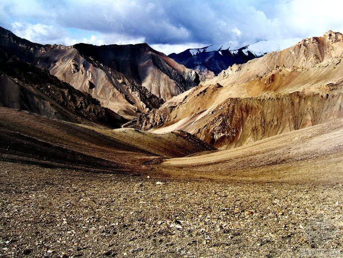 新藏公路——为中印战争准备的国防公路(收藏)