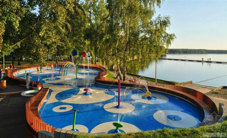 波兰儿童水上游乐场