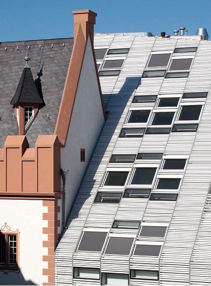 历史性建筑的改造:德国美因茨重绽银辉的商住公寓