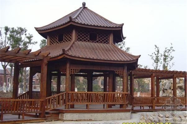 中国传统建筑为什么以木结构为主呢