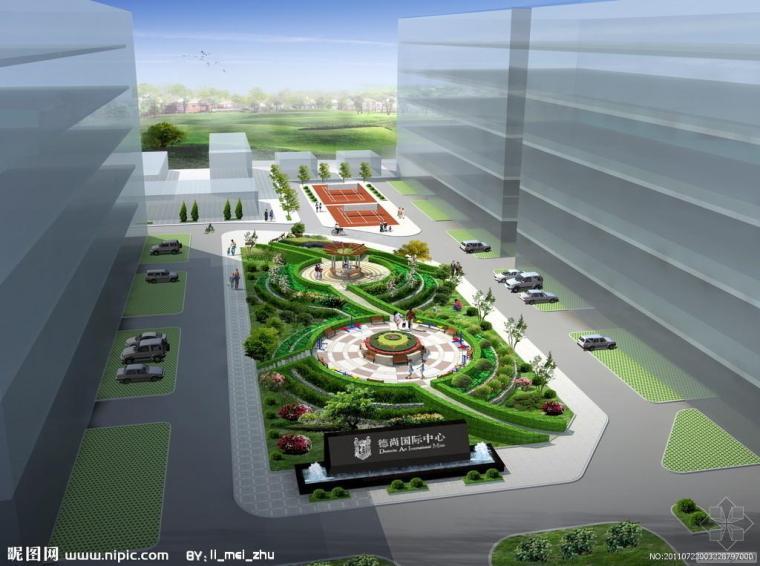略论城市广场规划建设