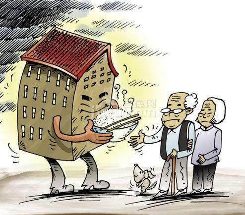 老龄化的当下,老人居住的建筑设计也应跟进