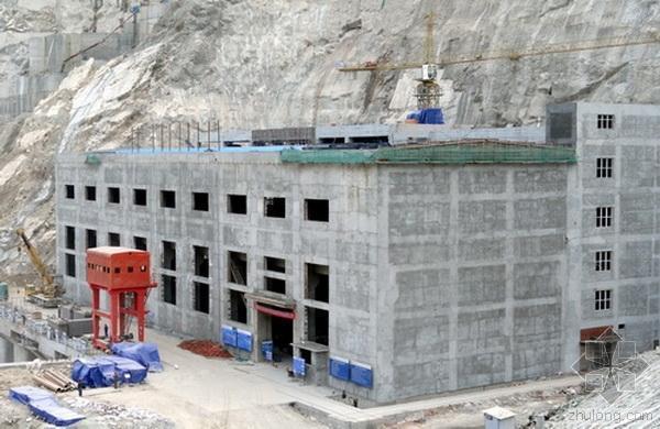 保证水电站厂房施工质量的措施