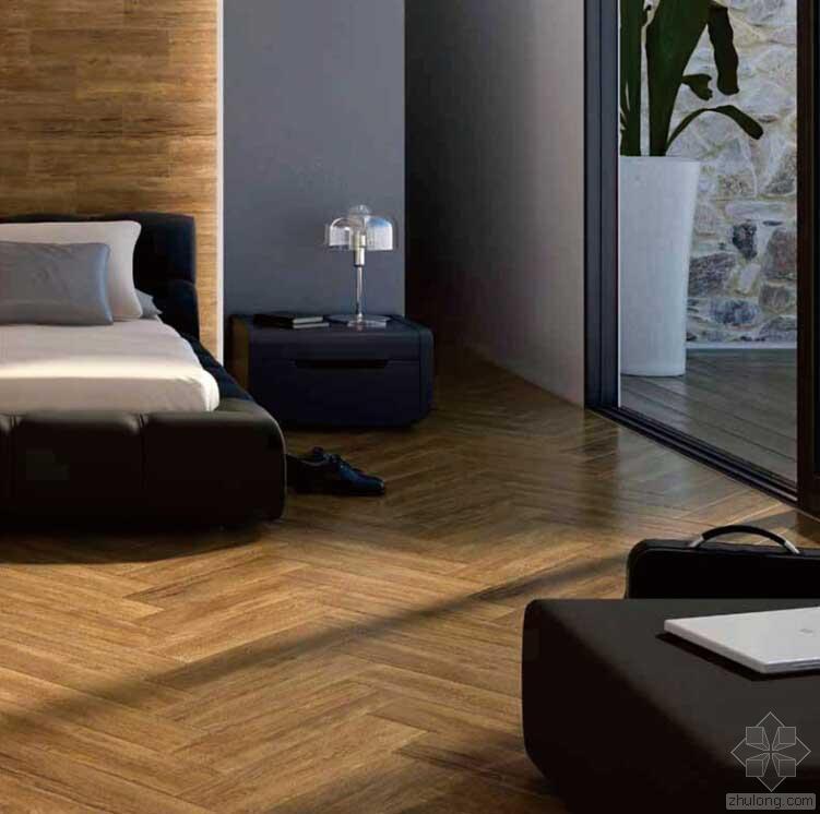 木纹瓷砖PK实木地板,装修中该如何选择?