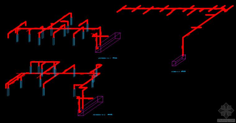 制药厂净化车间的设计图