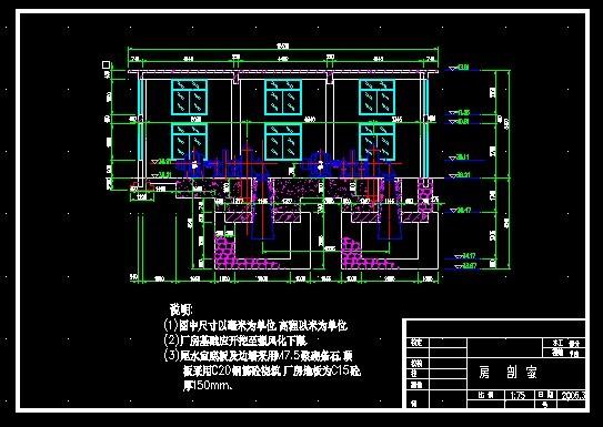 厂房设计图纸