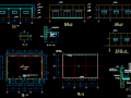单层钢结构厂房结构图