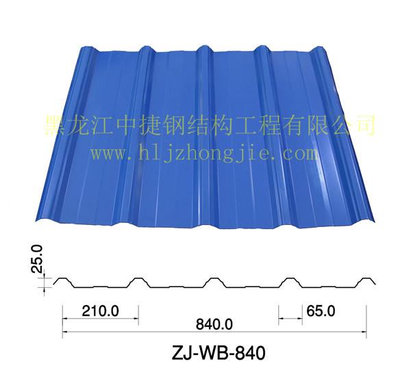 哈尔滨钢结构厂家教您如何选购优质的彩钢板