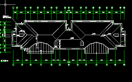 新加坡跃层住宅施工图