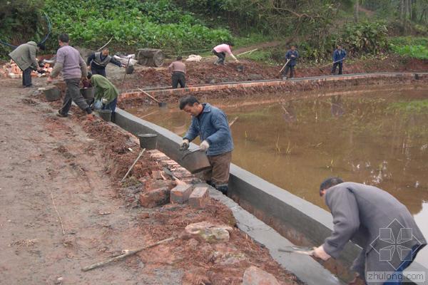 某区小型农田水利工程建管模式初探