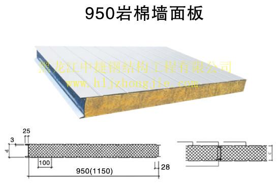 哈尔滨彩钢板施工过程需注意的细节要素