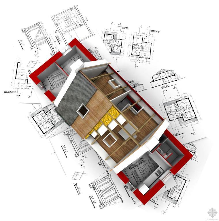★★★家装工程量计算法★★★