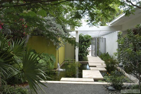 庭院设计植物配置方案